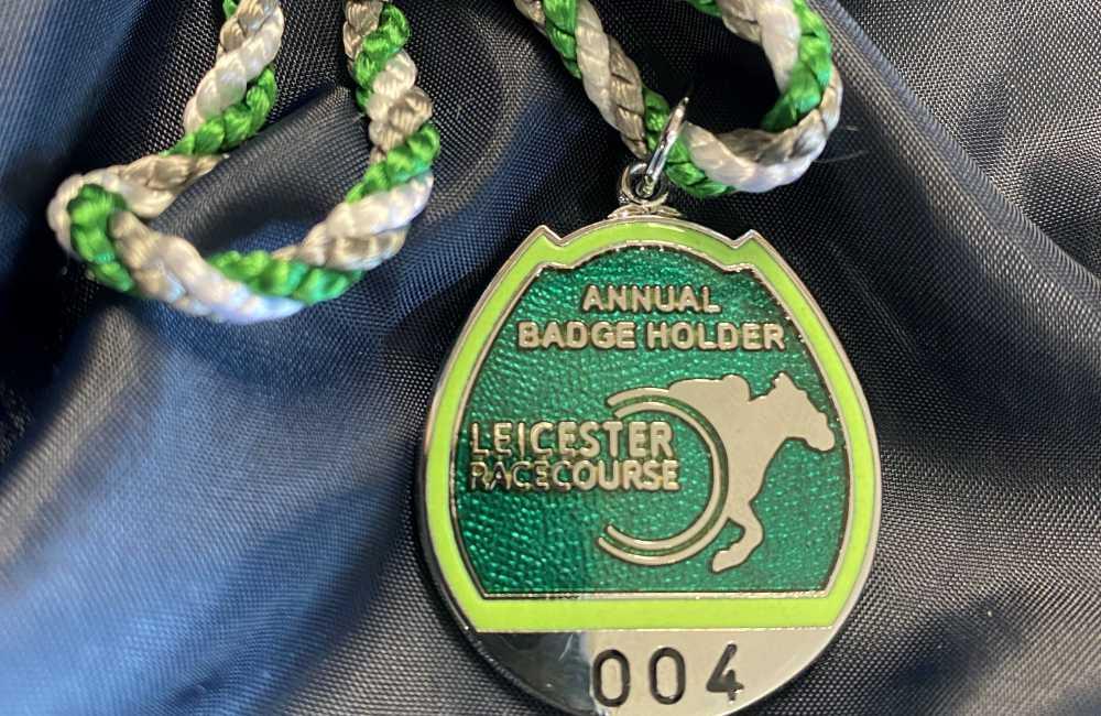 Annual Badge Holders